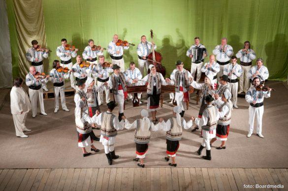 """Orchestra populară """"Rapsozii Botoșanilor"""""""