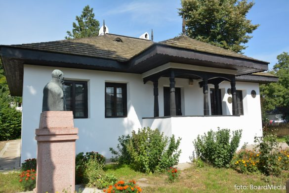 "Casa memorială ""Nicolae Iorga"""