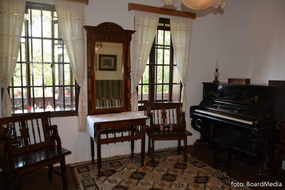 """Interior Casa memorială """"Mihai Eminescu"""""""